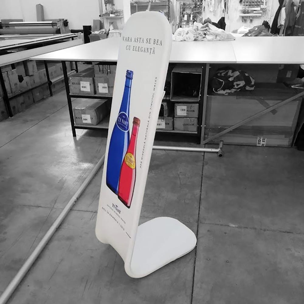 Display Textil iPad Stand