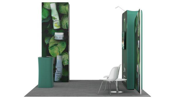 Stand Expo Modular Flora 2
