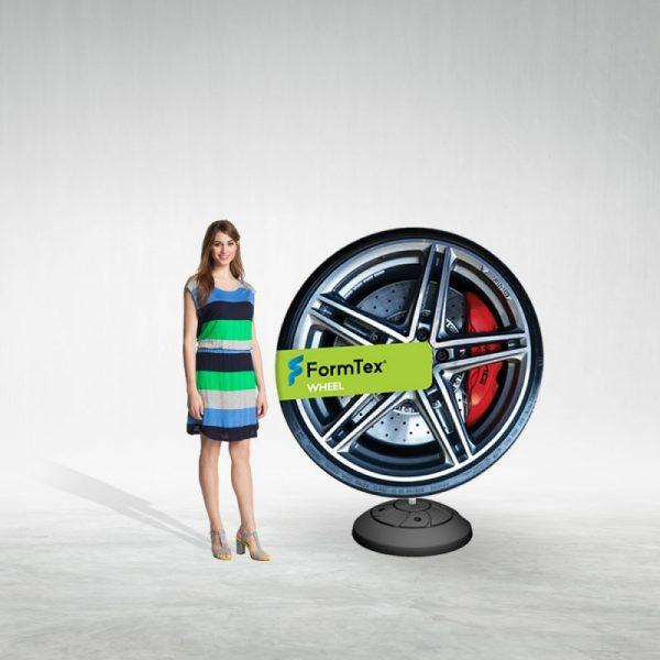 Totem Display Wheel