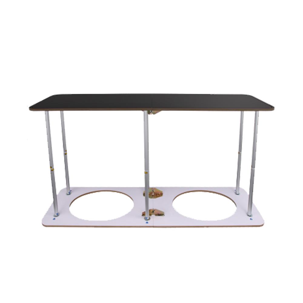 Pop Up Desk Textil Large structura