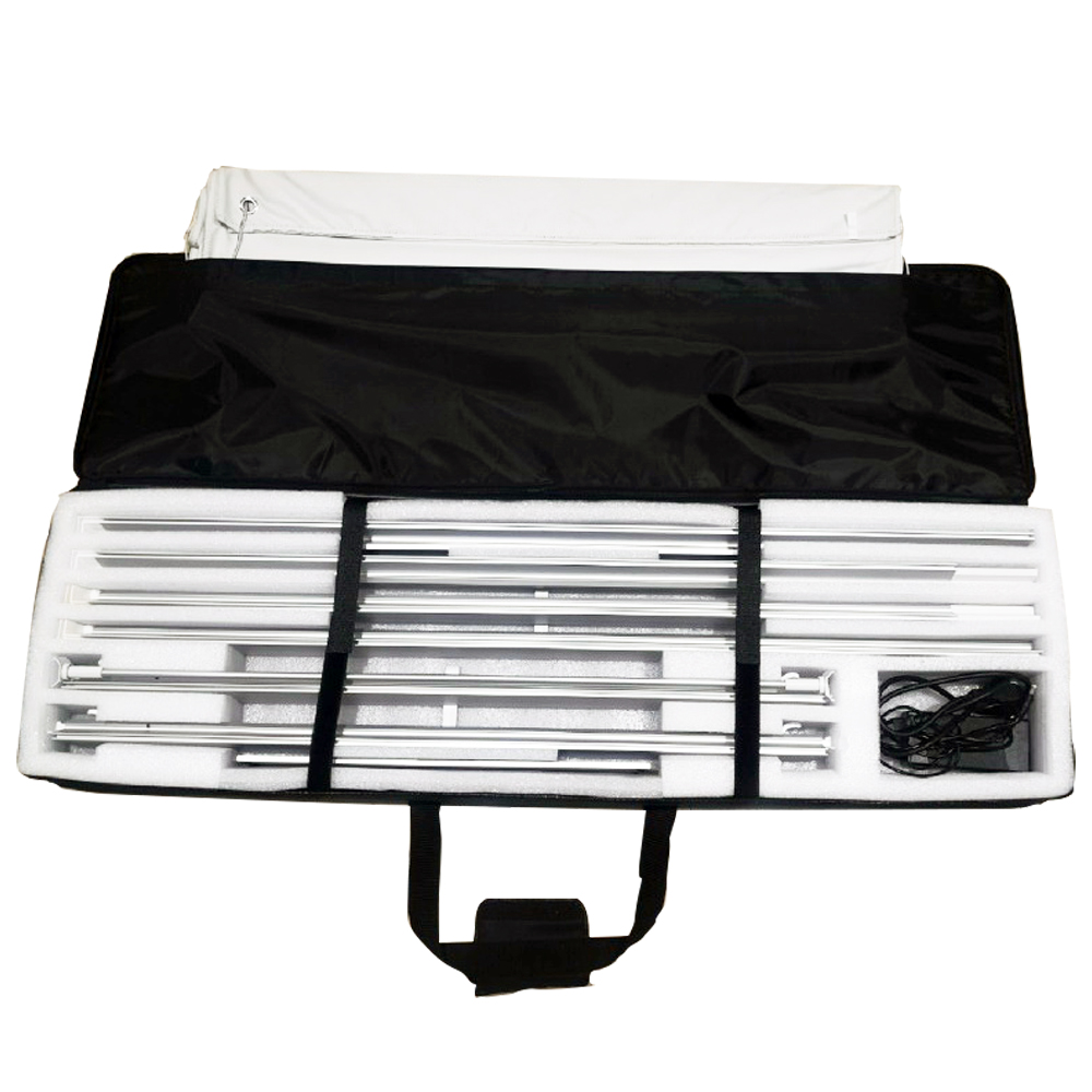 Caseta Luminoasa Portabila LED Budget pachet-1