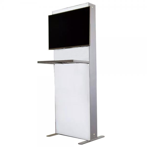 Suport TV pentru caseta luminoasa 1m