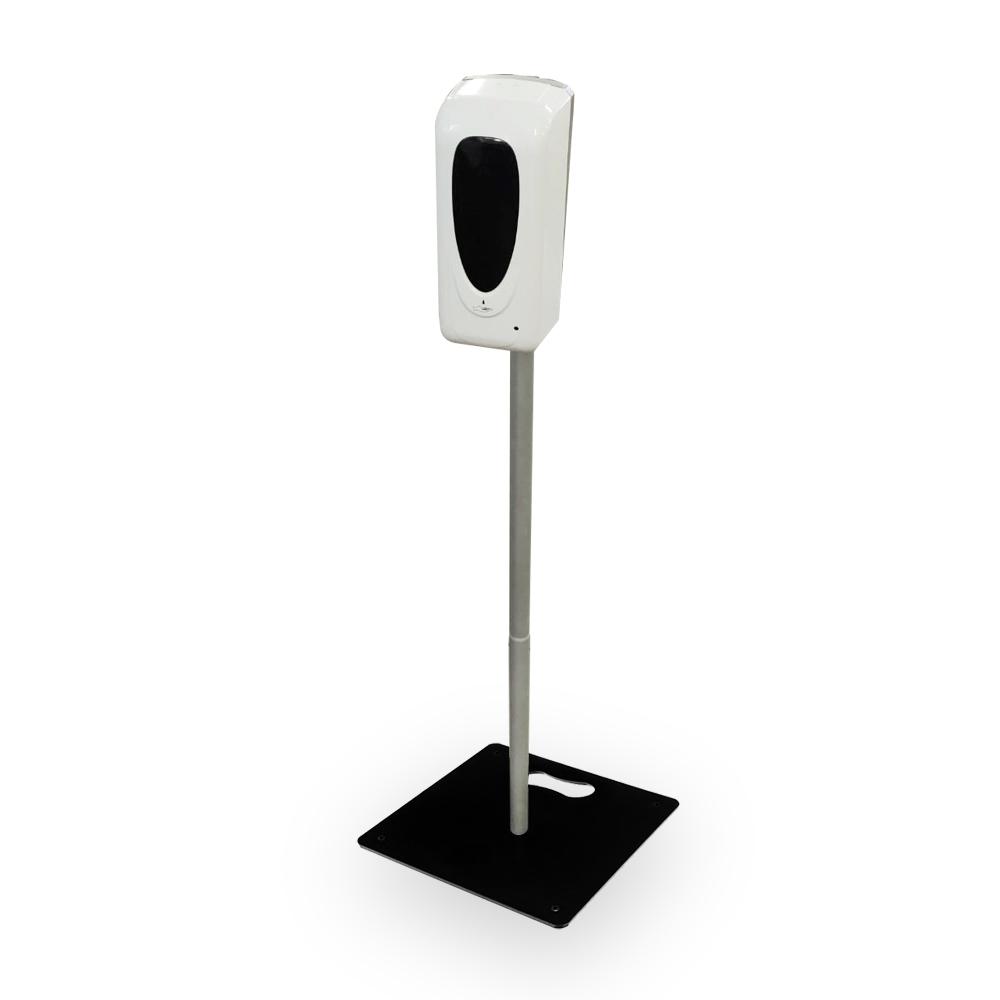 stand dezinfectare maini portabil cu dozator automat_nou