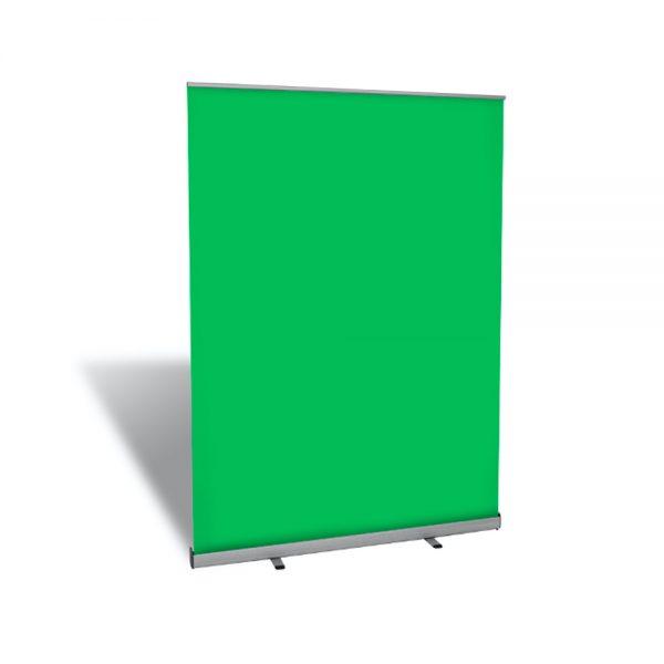 Green Screen Roll Up 150