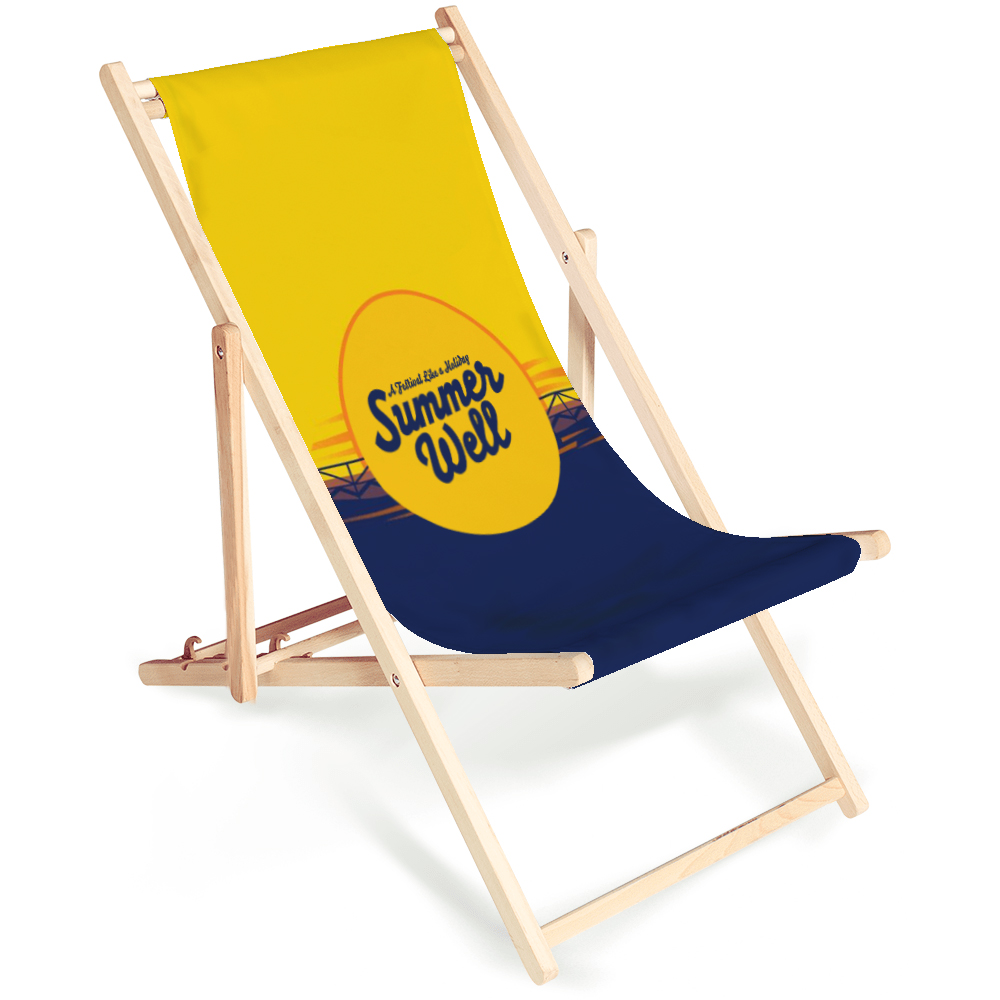 scaun pliabil personalizat